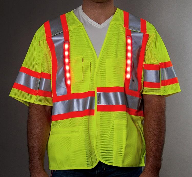 Hi-Vision LED Vest