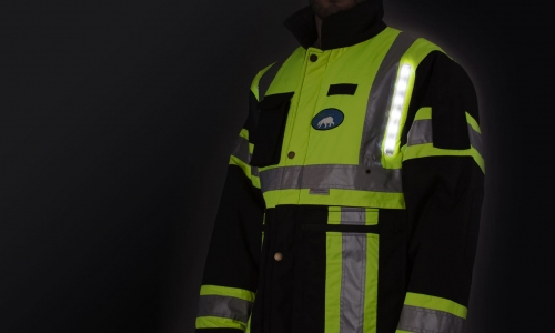 Give the Gift of Safety this Holiday Season with Reflective Clothing